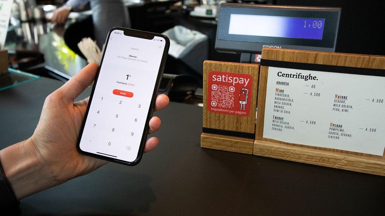 Satispay: da oggi è possibile ricaricare anche Kena Mobile e Very Mobile thumbnail