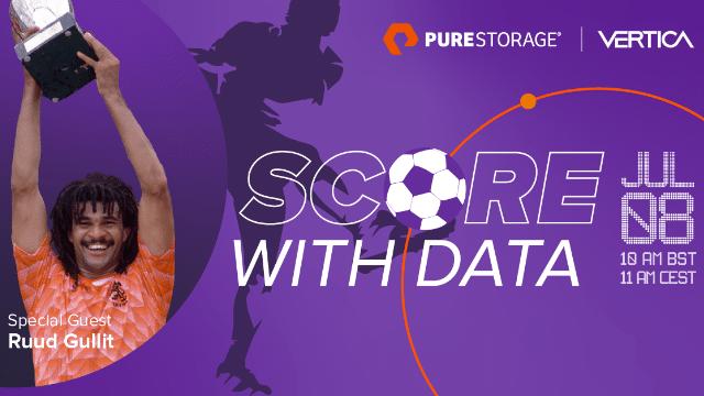 webinar score with data