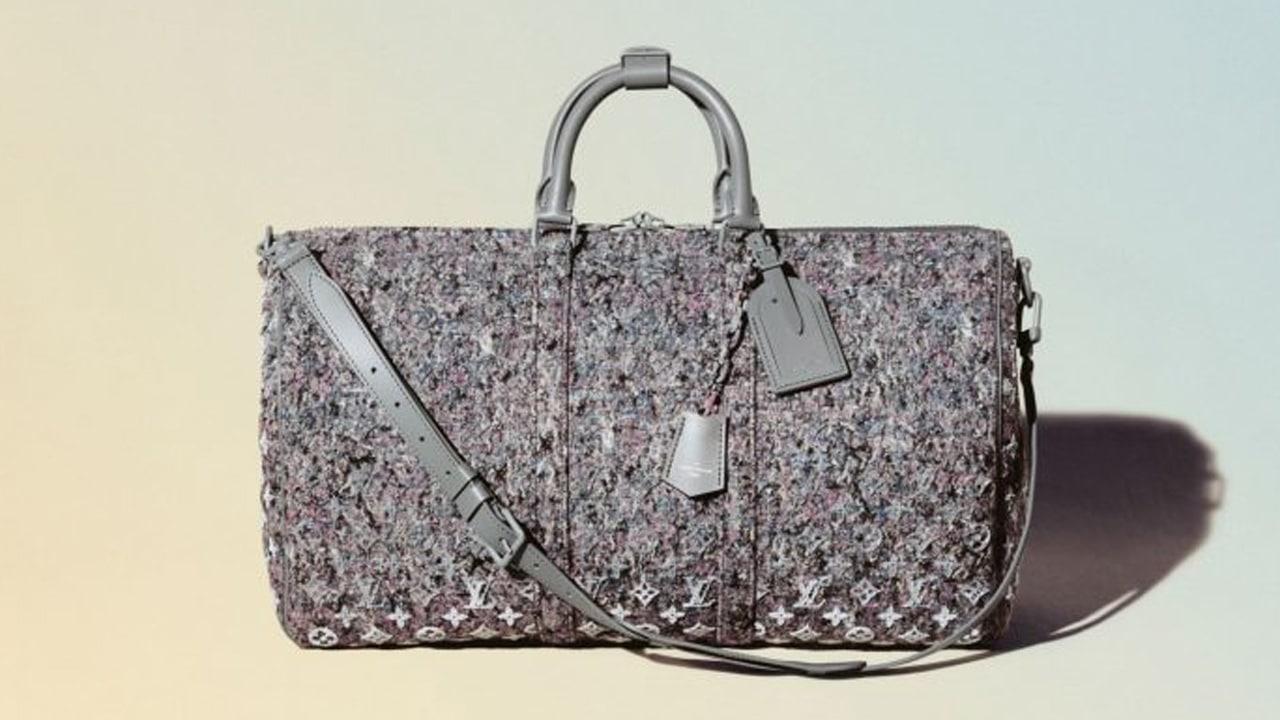 Felt Line, la nuova linea eco-sostenibile di Louis Vuitton thumbnail