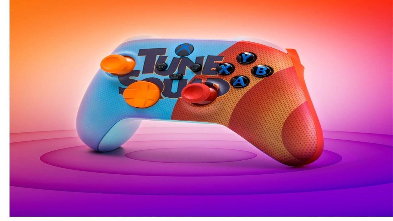 Il controller per Xbox a tema Space Jam è il sogno dei fan della saga thumbnail