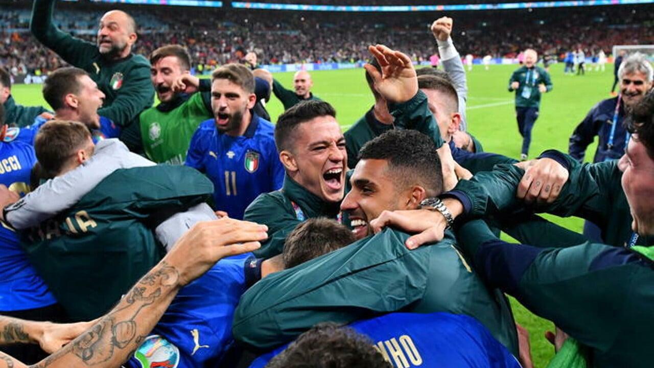 Siamo in finale agli Europei! Con una vittoria in puro stile Italia thumbnail
