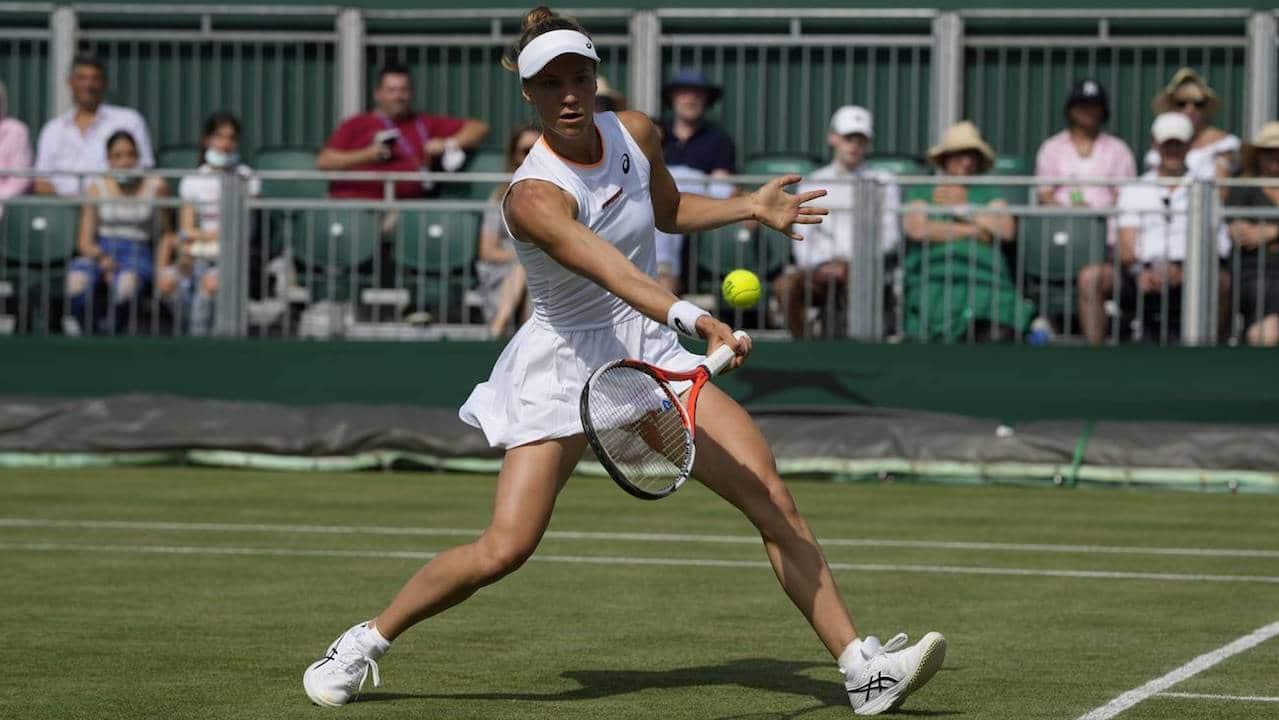 Uno studio rivela che sei più felice quando guardi il tennis in TV thumbnail