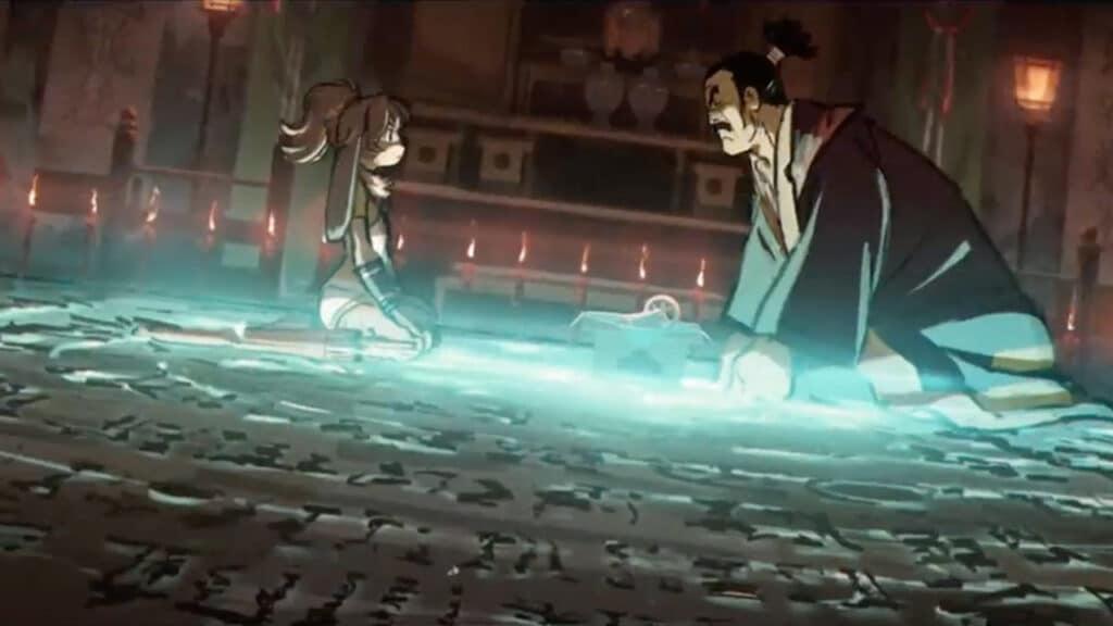 star wars visions antologia animata
