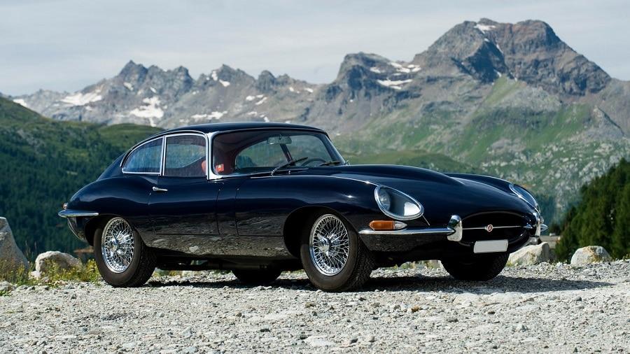 storia case automobilistiche Jag e-type