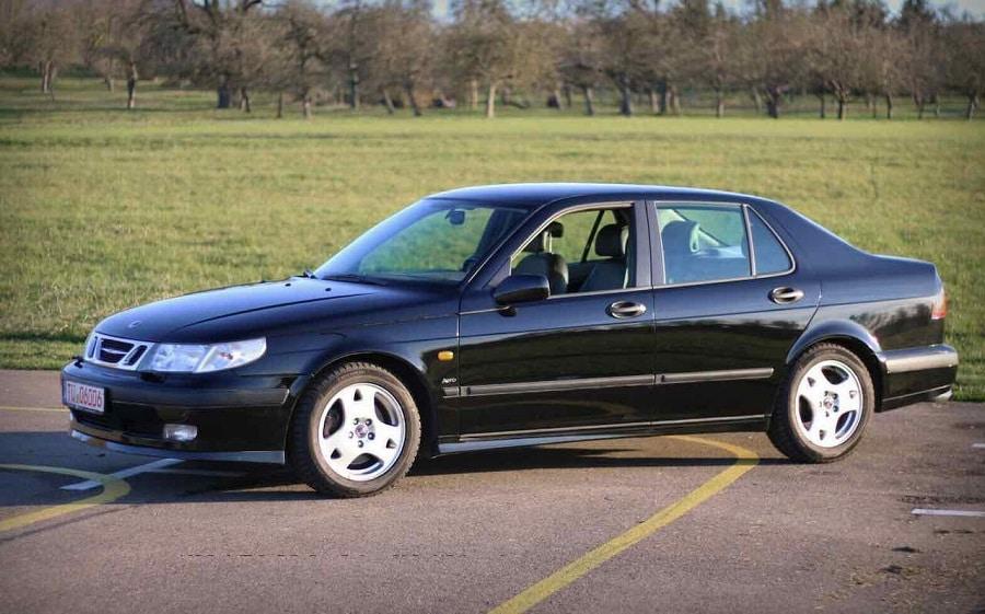 storia case automobilistiche Saab 9-5 turbo
