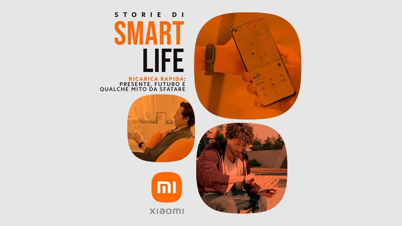 """""""Storie di Smart Life"""": arriva il podcast di Xiaomi sulla tecnologia thumbnail"""