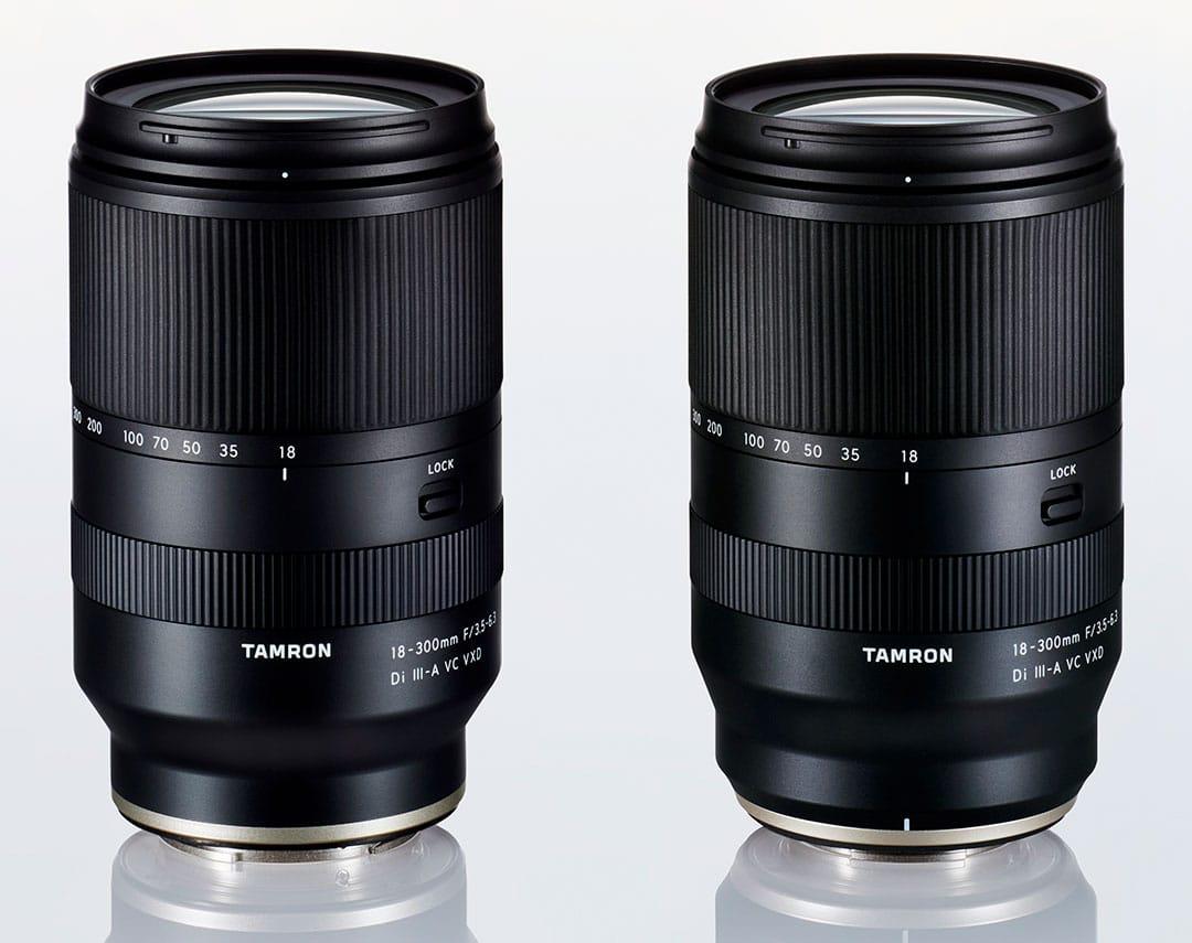Tamron 18-300mm f/3.5-6.3 Di III-A2 VC VXD, superzoom per Fujifilm X e Sony E thumbnail