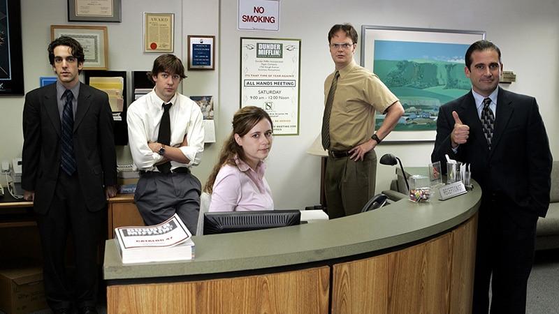 the office perche guardarla