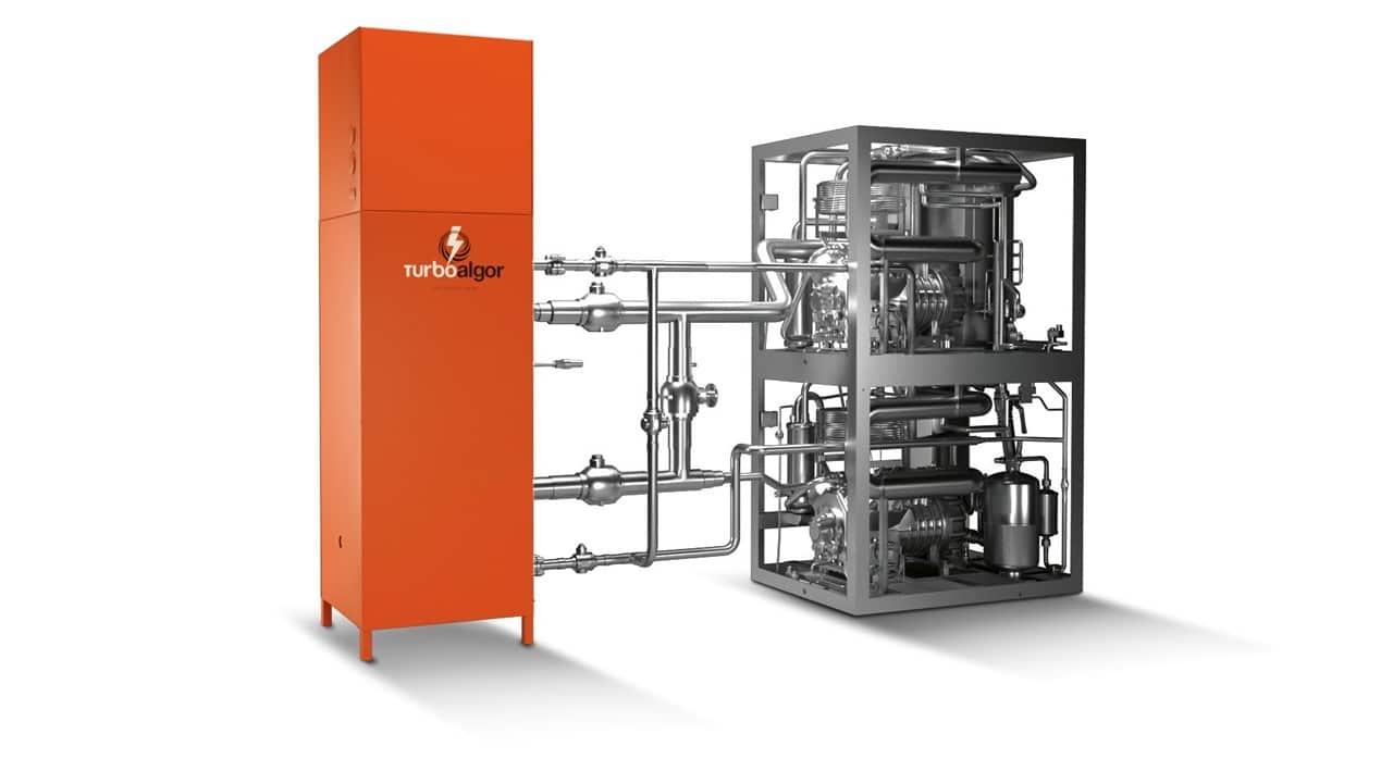 Turboalgor e l'innovazione per abbattere le emissioni di CO2 dei refrigeratori thumbnail