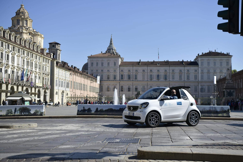 Torino, SHARE NOW plaude al nuovo bando per il car sharing thumbnail