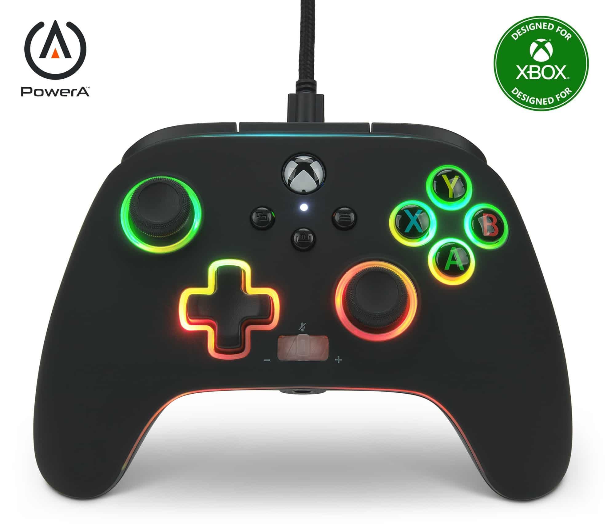 Spectra Infinity: il nuovo controller cablato per Xbox di PowerA thumbnail