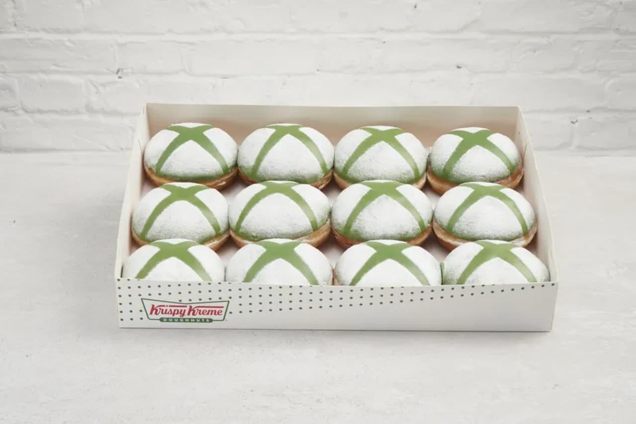 Krispy Creme: ecco le nuove ciambelle ispirate ad Xbox thumbnail