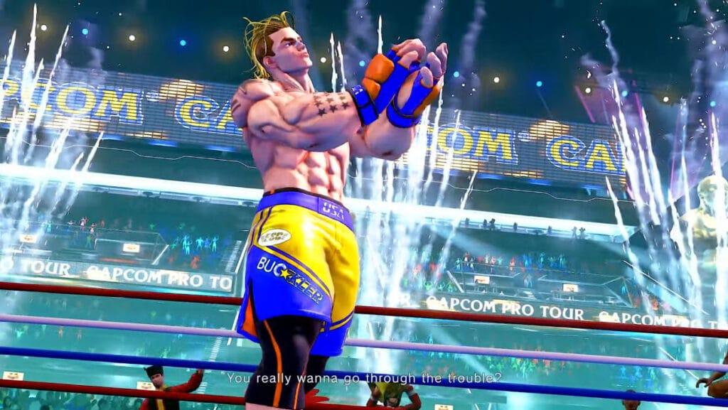 Street Fighter V: Luke è l'ultimo personaggio della quinta stagione