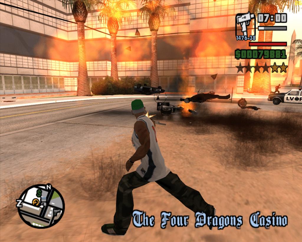 GTA Remaster 2022