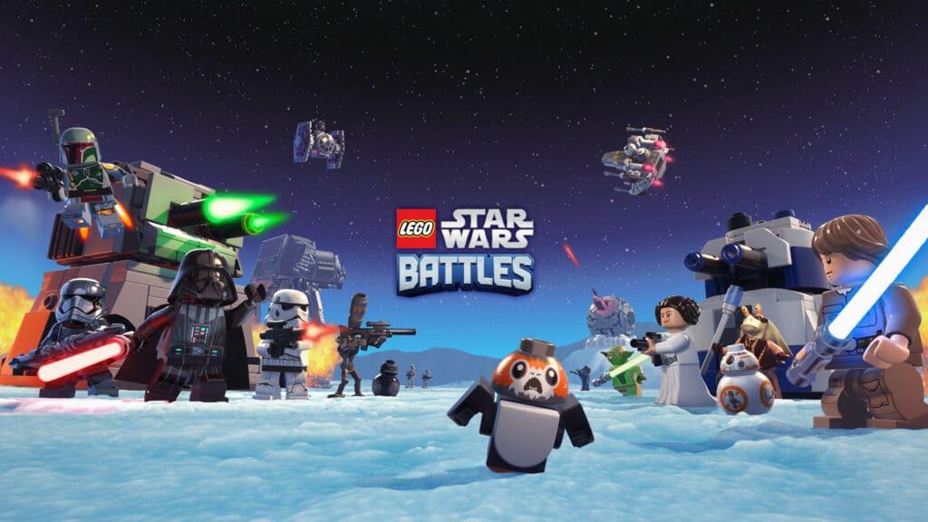 LEGO Star Wars Battles sta per approdare in esclusiva su Apple Arcade