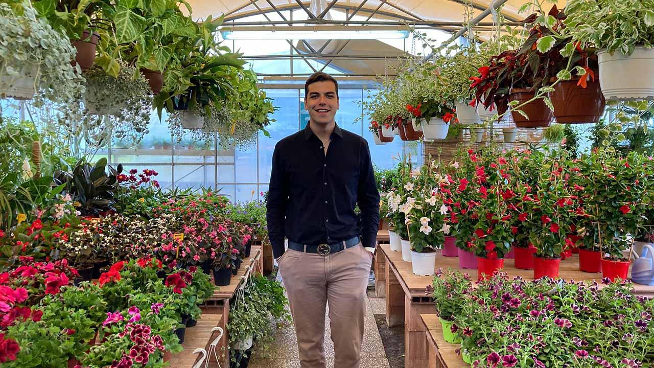 DomoFlorea, boom di amanti dei fiori da tutta italia per il marketplace dei fiorai thumbnail