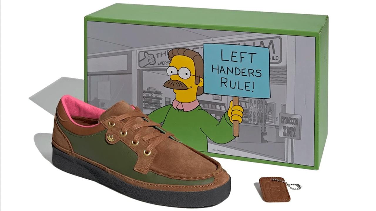 Le nuove sneakers di Adidas e Ned Flanders thumbnail