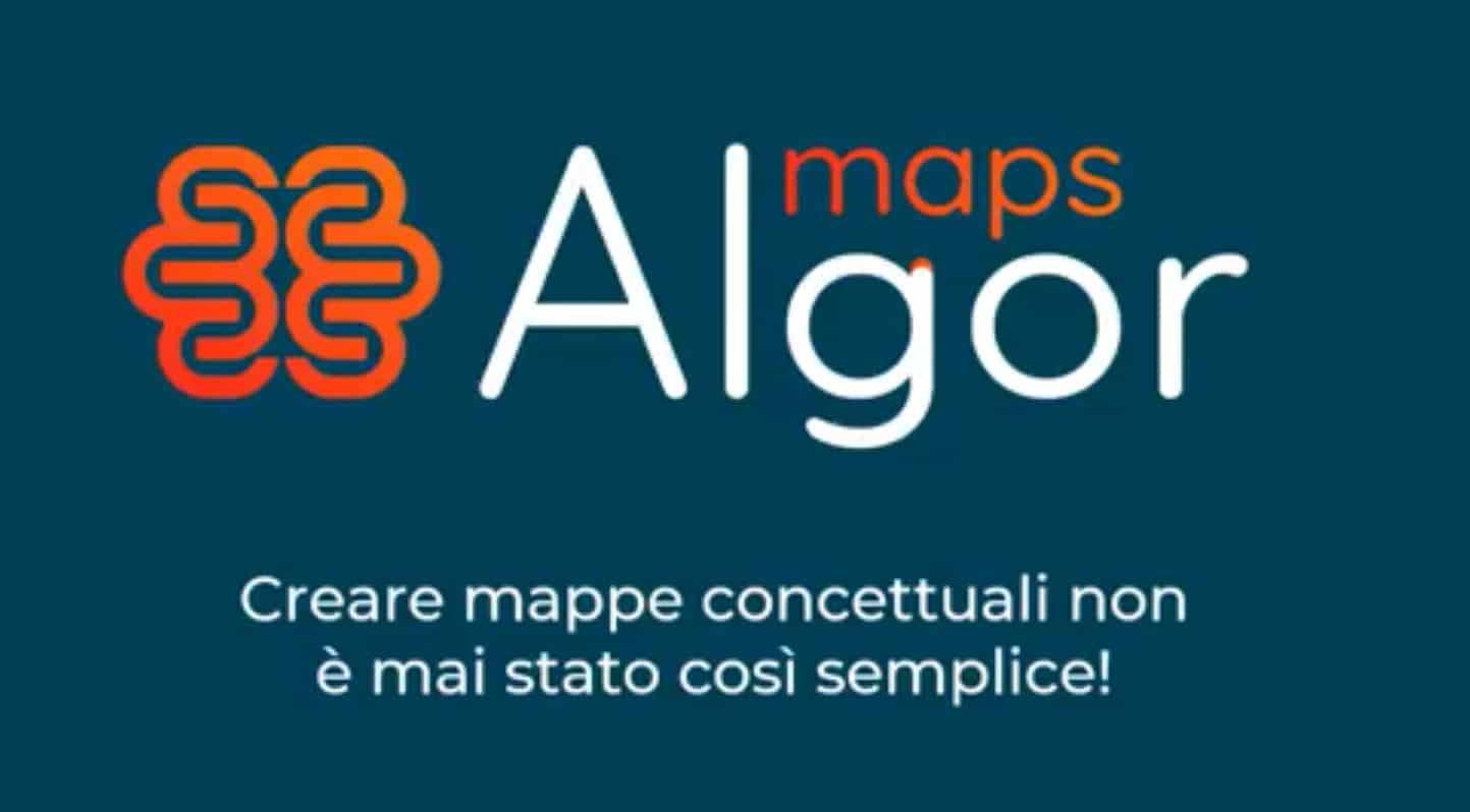 Algor Maps: l'app che permette di creare mappe concettuali automatiche thumbnail