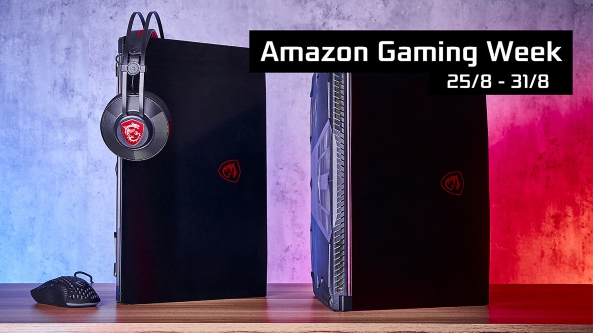 Amazon Gaming Week: fino a 700 euro di sconto sui laptop MSI thumbnail
