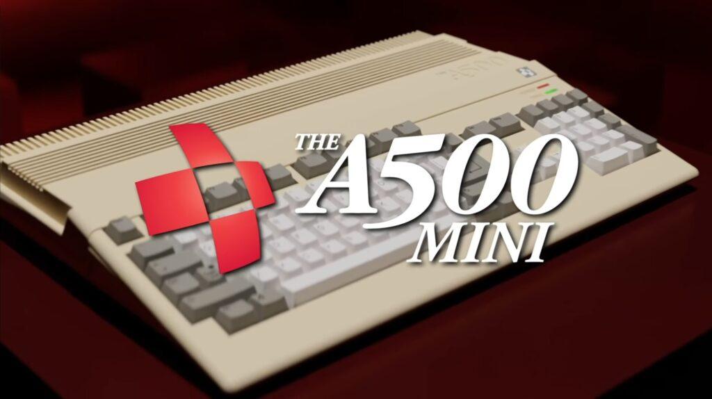 Amiga 500 Mini