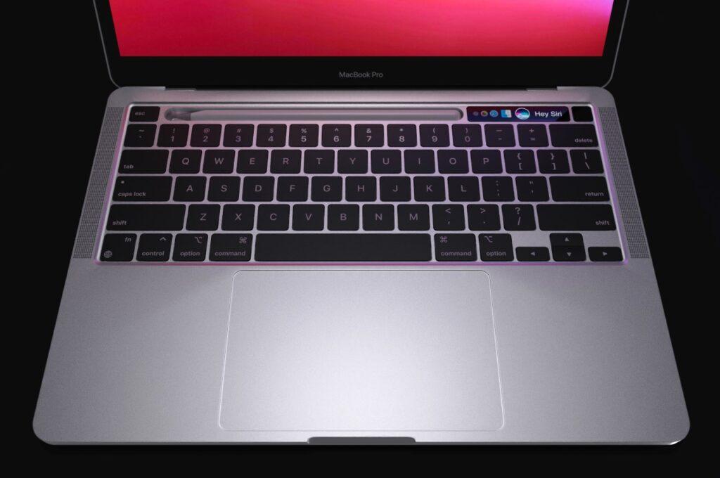 Apple Pencil MacBook