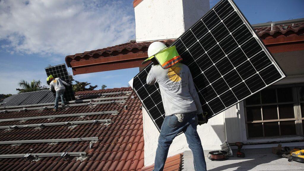 Apple Biden energia pulita