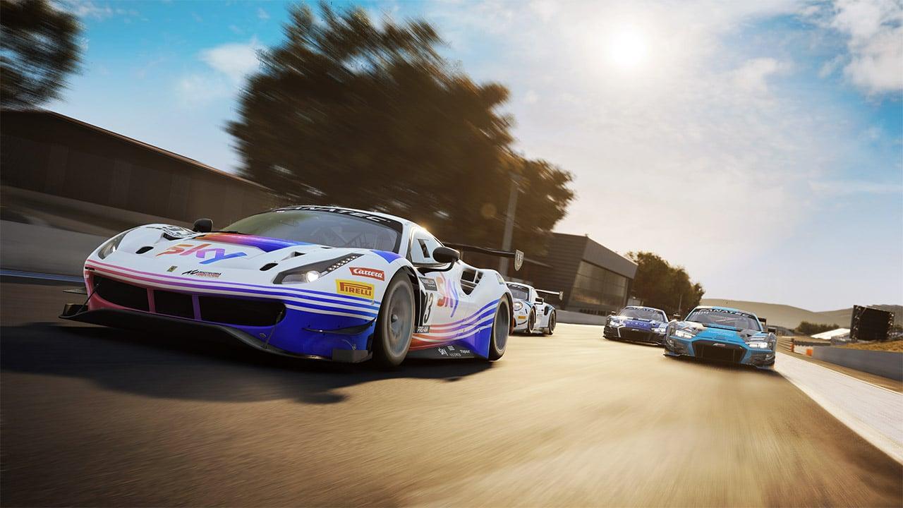 Assetto Corsa Competizione su PlayStation 5 e Xbox Series X|S: ecco la data di uscita thumbnail