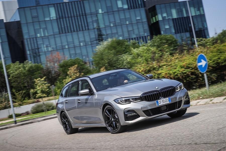 Auto plug-in più vendute BMW 320e