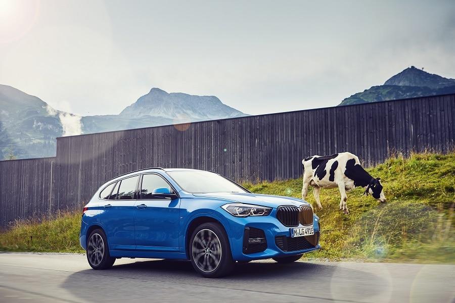 Auto plug-in più vendute BMW X1