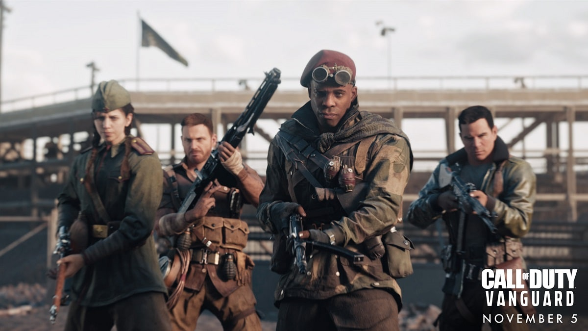 La grafica di Call of Duty: Vanguard è da fotoreporter thumbnail