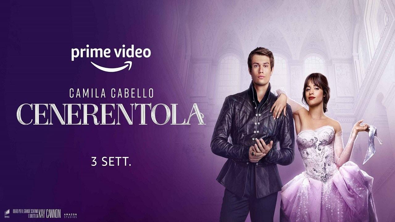 Disponibile il trailer di Cenerentola, la nuova pellicola di Amazon Studios thumbnail