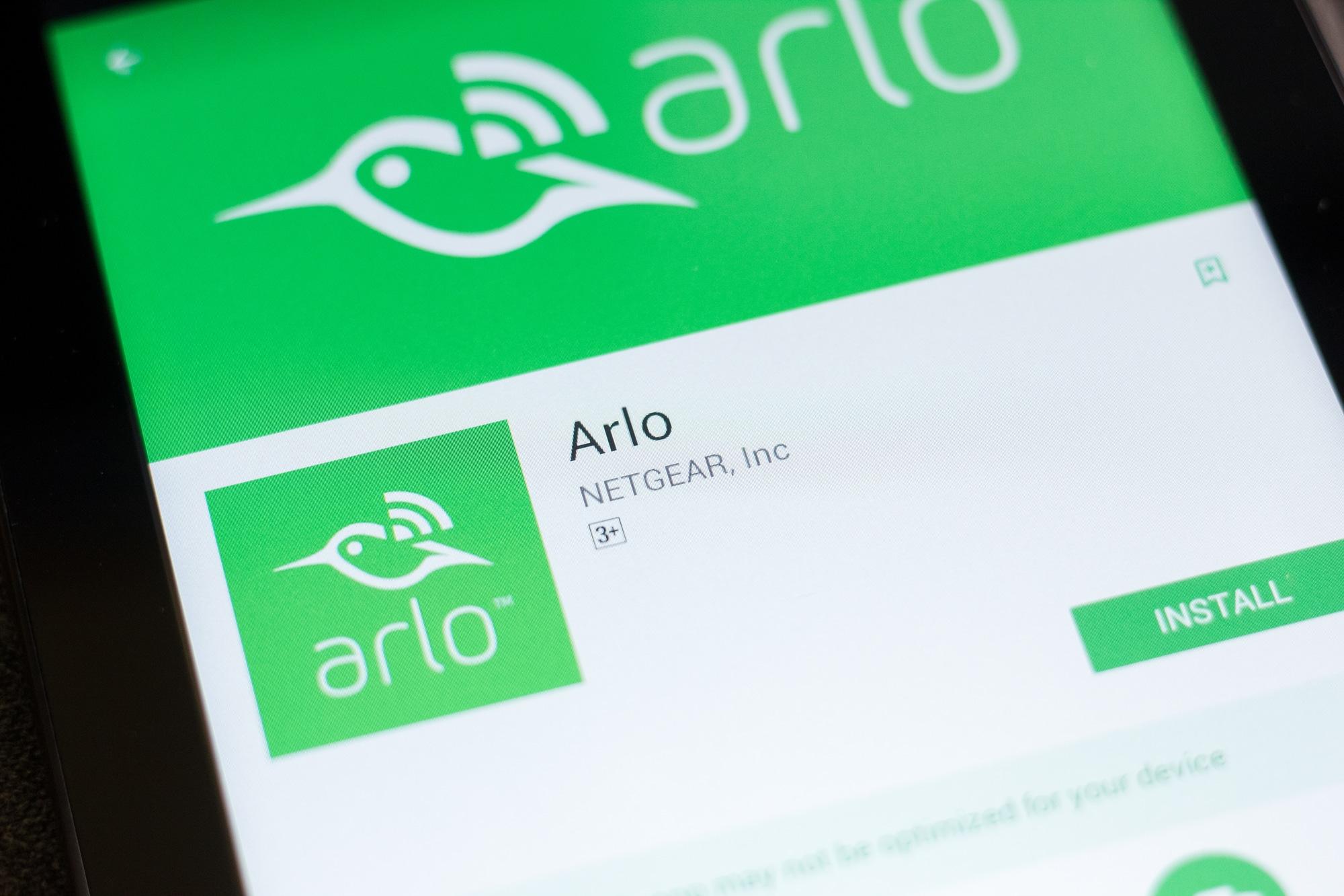 Arlo introduce i nuovi piani di servizio Secure e Secure Plus thumbnail