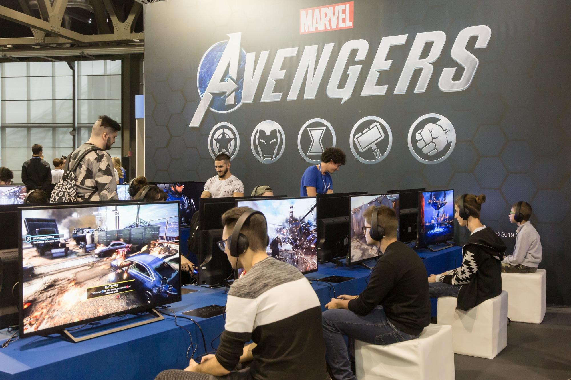Marvel's Avengers: il nuovo trailer animato dell'espansione Guerra per il Wakanda thumbnail