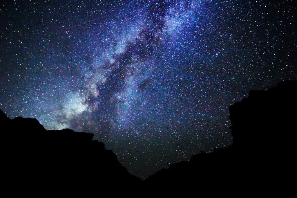Come guardare le stelle d'estate