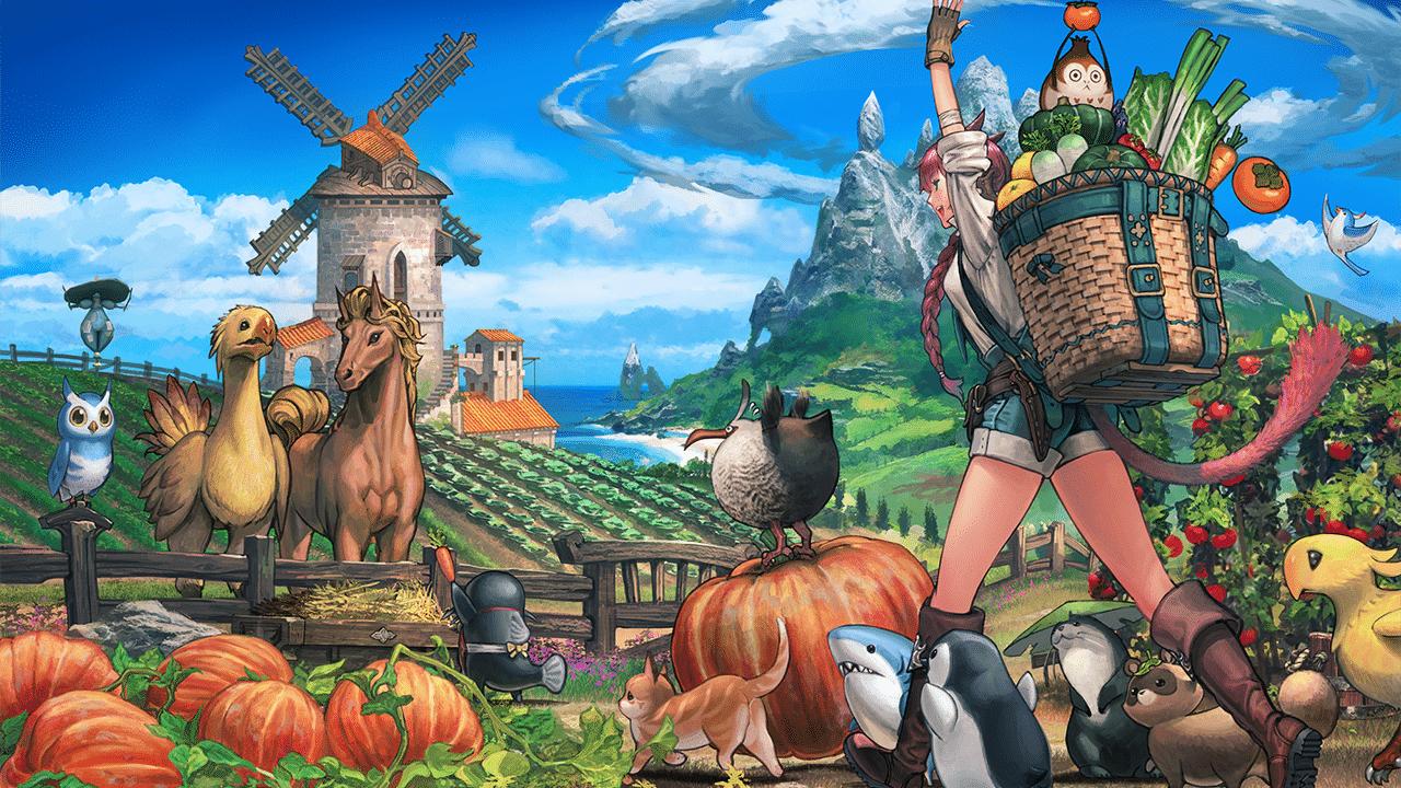 Final Fantasy XIV: il ricettario definitivo è in arrivo il 9 novembre thumbnail