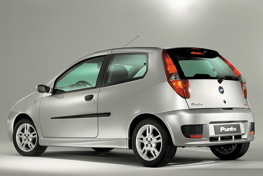 FIAT Punto 188 restyling posteriore