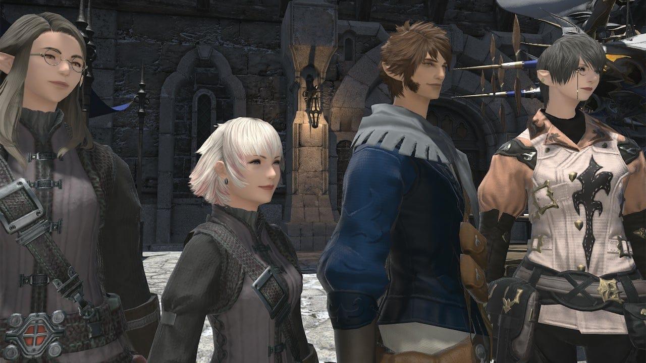 Final Fantasy XIV celebra i suoi primi 8 anni con una torta thumbnail