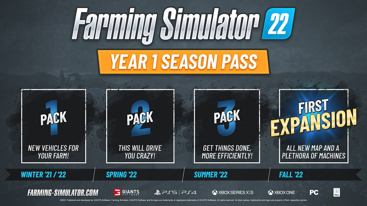 In arrivo il primo gameplay di Farming Simulator 22 alla Gamescom thumbnail