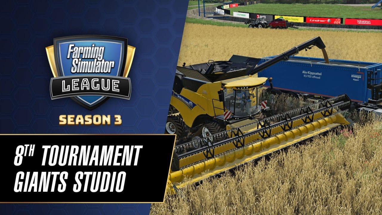 Farming Simulator League: tornano i tornei in presenza thumbnail