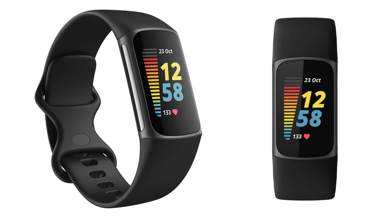 Fitbit Charge 5, il nuovo tracker che mette il benessere al primo posto thumbnail