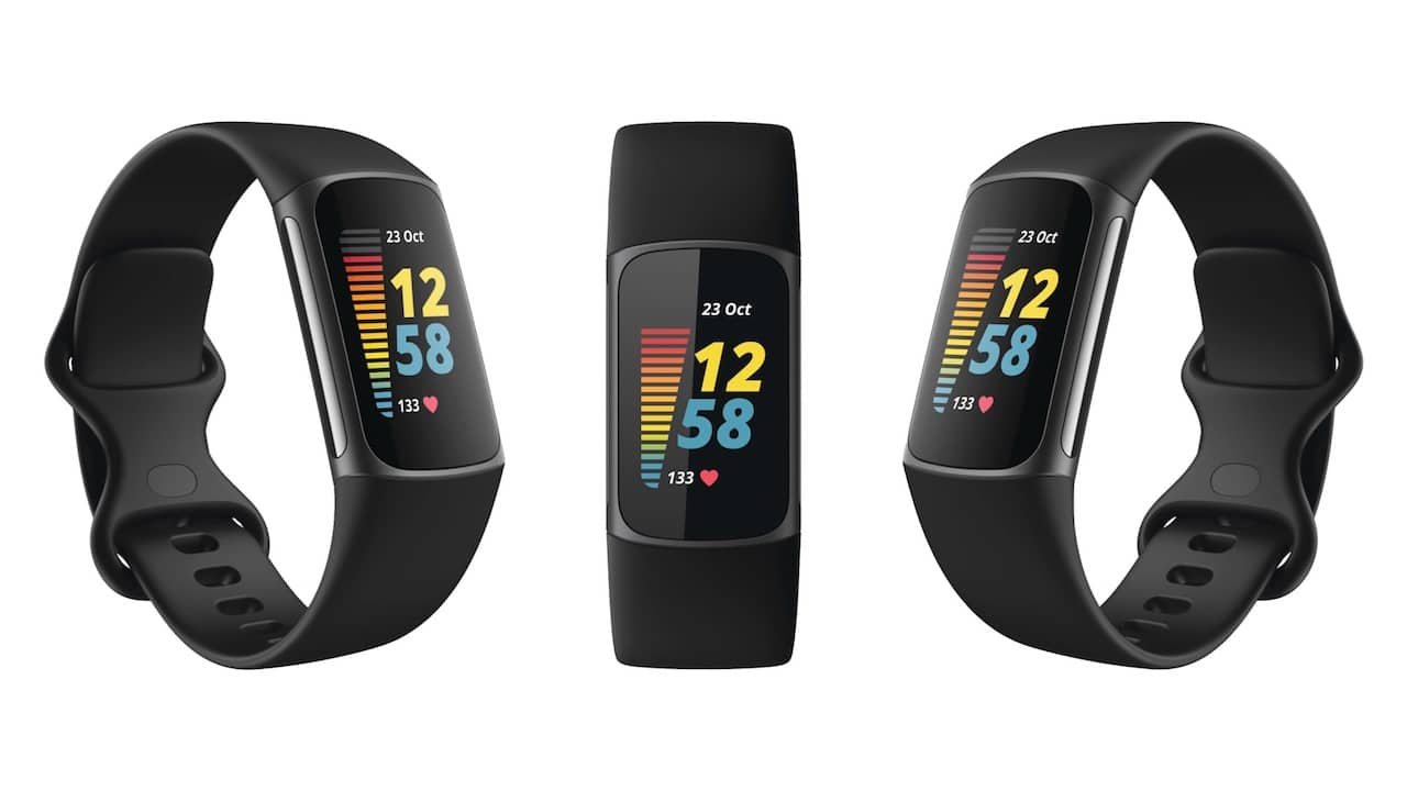 Svelato il design del Fitbit Charge 5 thumbnail