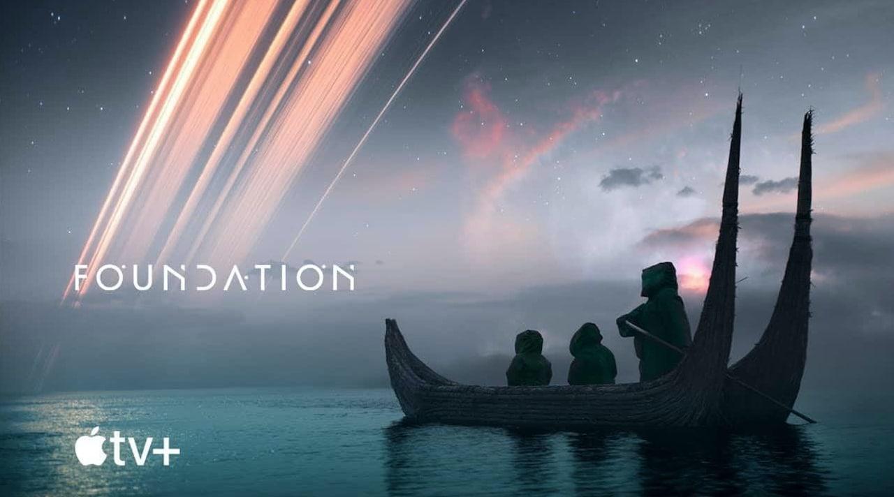 Fondazione: il trailer della serie originale Apple TV+ thumbnail