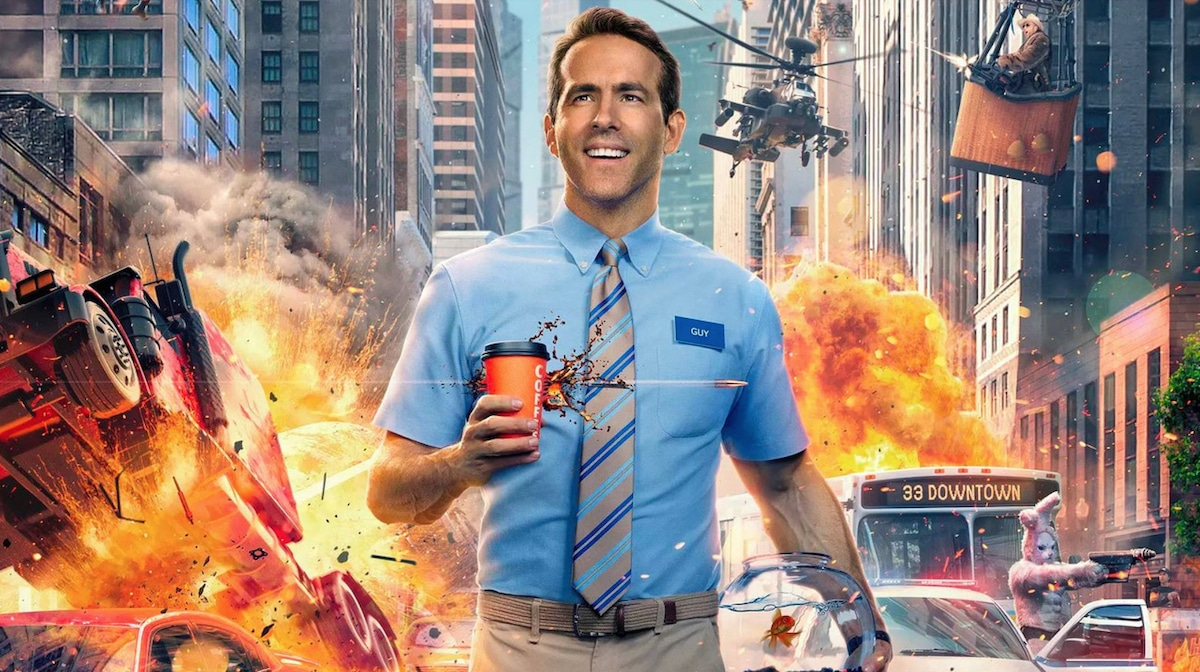 Free Guy - Eroe per gioco: com'è il film con Ryan Reynolds thumbnail
