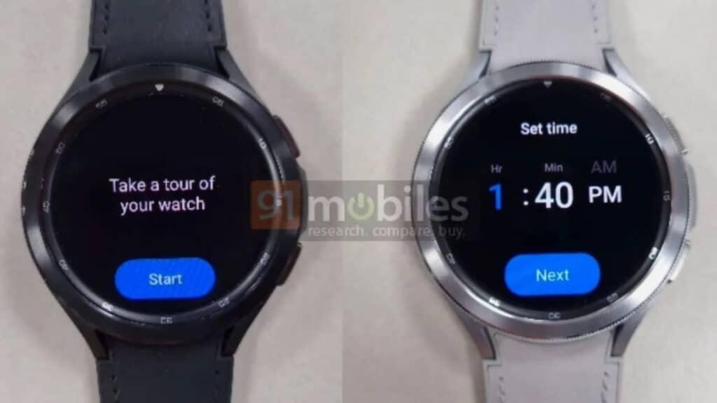Galaxy Watch 4 anticipazioni