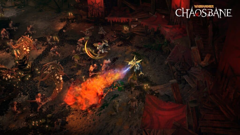 Games With Gold settembre 2021 Warhammer Chaosbane