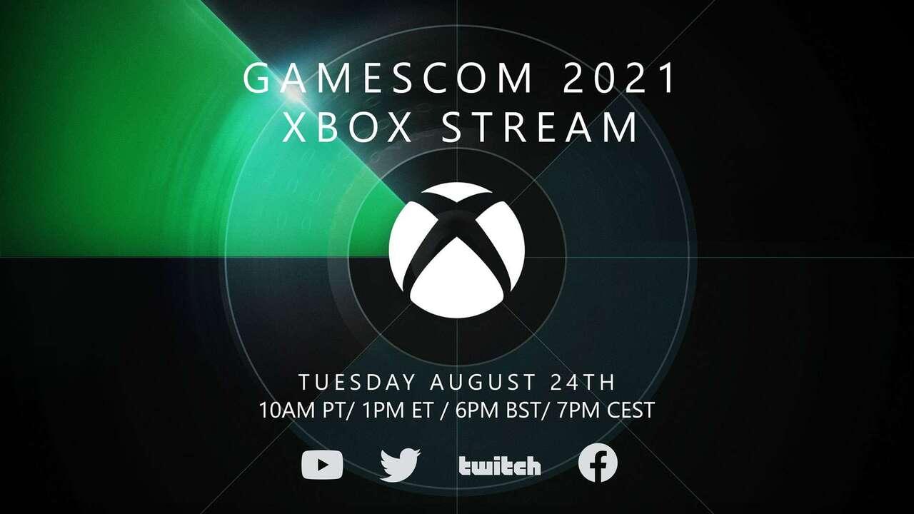 Xbox: Microsoft conferma la data del suo show al Gamescom 2021 thumbnail