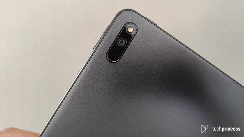 Huawei MatePad 11 recensione fotocamera