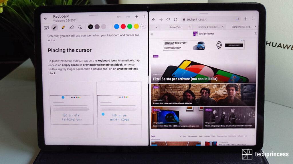 Huawei MatePad 11 recensione prestazioni