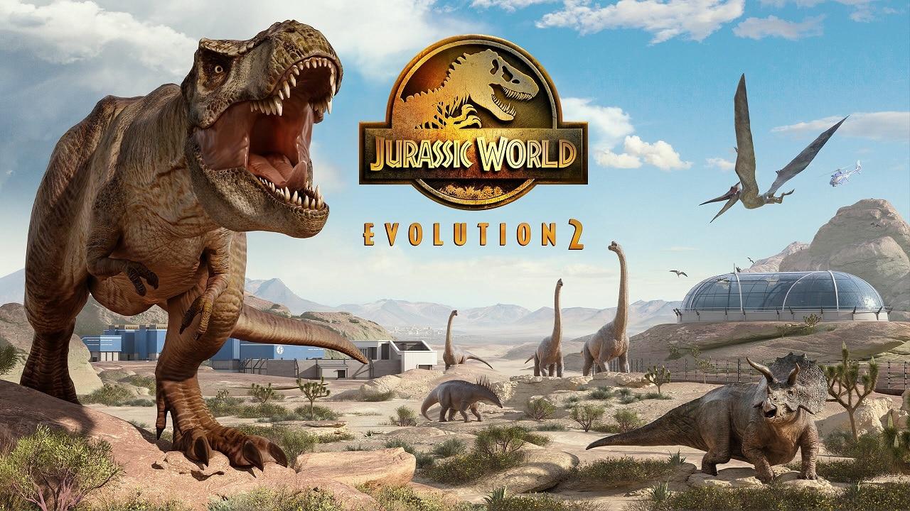 Jurassic World Evolution 2 arriva su console e PC thumbnail