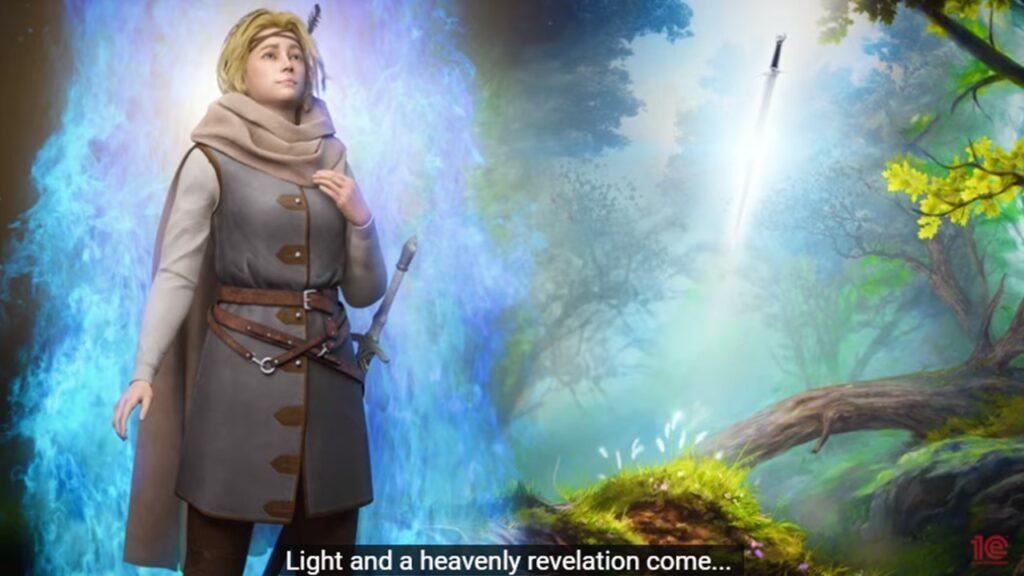 King's Bounty II: Elisa's Blessing trailer